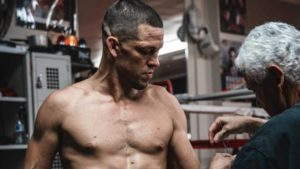 UFC: Photo: Nate Diaz in phenomenal shape ahead of UFC 241 bout - Diaz