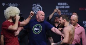 Dana White reacts to Conor McGregor's bar attack on old man - McGregor