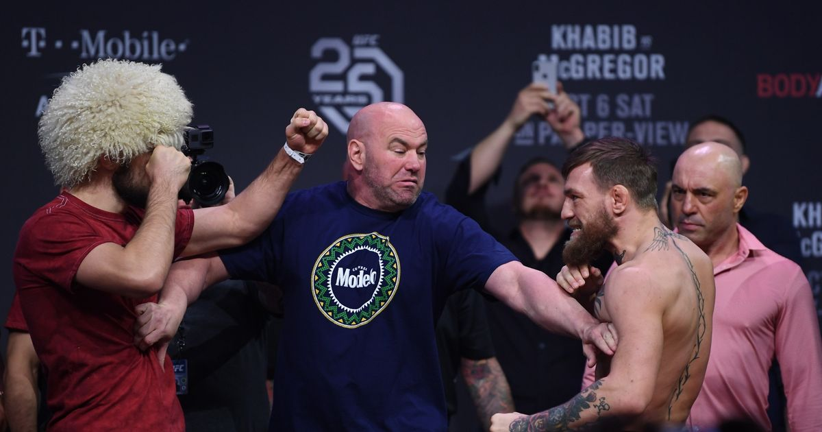 Khabib says Conor McGregor should be in jail for whiskey-bar attack! - McGregor