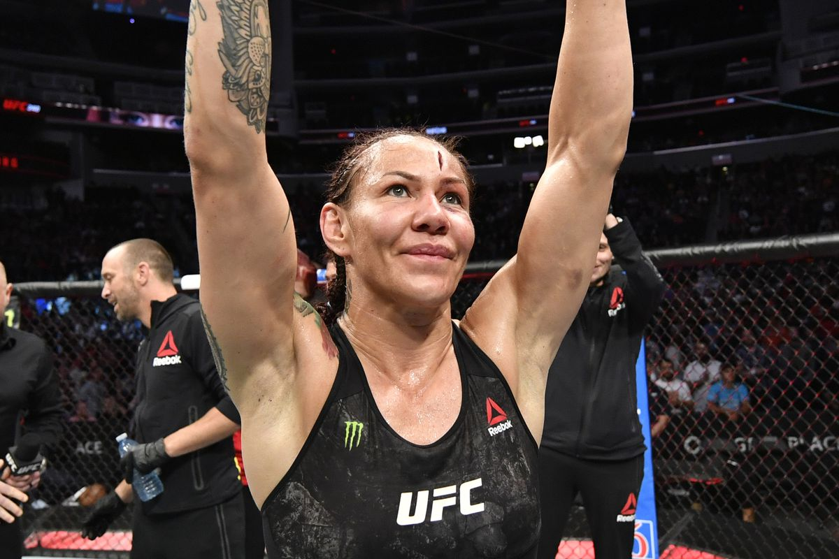 Watch: Cris Cyborg confronts Dana White over lying about Amanda Nunes rematch -
