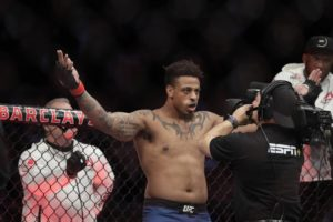 Greg Hardy wants to go the full three rounds with next opponent - Hardy
