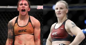 UFC: Jessica Andrade has her sights set on her next opponent if she beats Weili Zhang: Valentina Shevchenko! - Andrade
