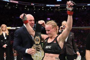 UFC: Valentina Shevchenko responds to the boo boys in the UFC Uruguay crowd - Shevchenko