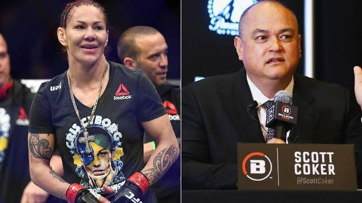 Bellator: Bellator in discussion with Cris Cyborg's agent after UFC free agency - Cyborg