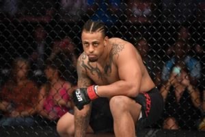 UFC: Greg Hardy training to be 'most complete, most dangerous, most vicious fighter of all time' - Hardy