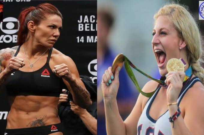 UFC:Olympian Kayla Harrison of the PFL calls out Cris Cyborg - Harrison