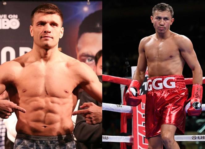 Gennadiy Golovin vs Sergiy Derevyanchenko set for Oct. 5 at the Madison Square Garden - Gennadiy