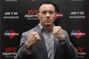 Colby Covington: Me and Masvidal are Batman and Robin. I'm Batman! - Covington