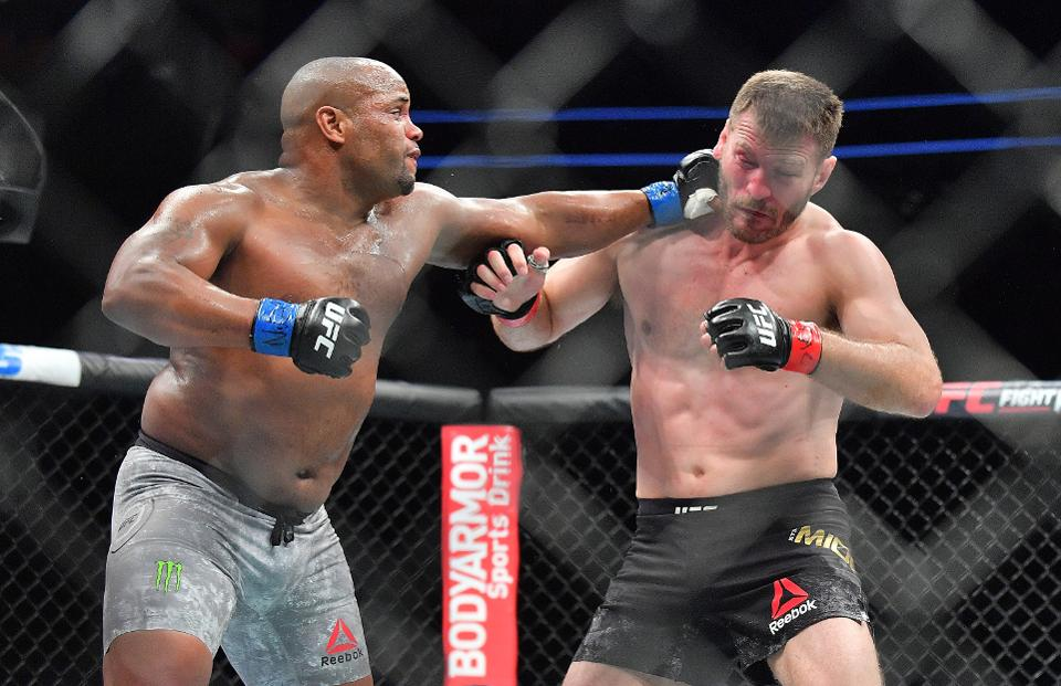 Daniel Cormier undecided about future after loss at UFC 241 - Cormier