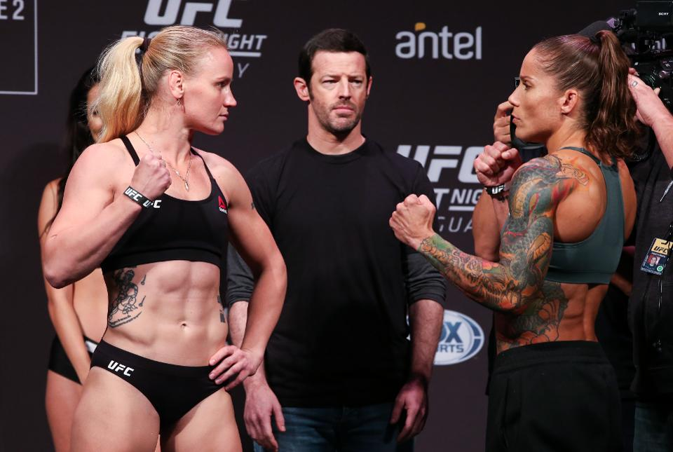 UFC Fight Night 156 Shevchenko vs. Carmouche 2 - Play by Play Updates & LIVE Results -