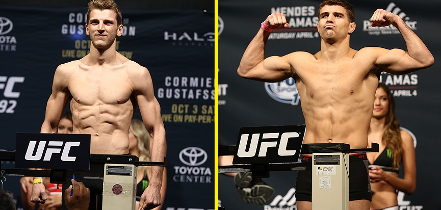 Al Iaquinta vs Dan Hooker added to UFC 243 card! - Hooker