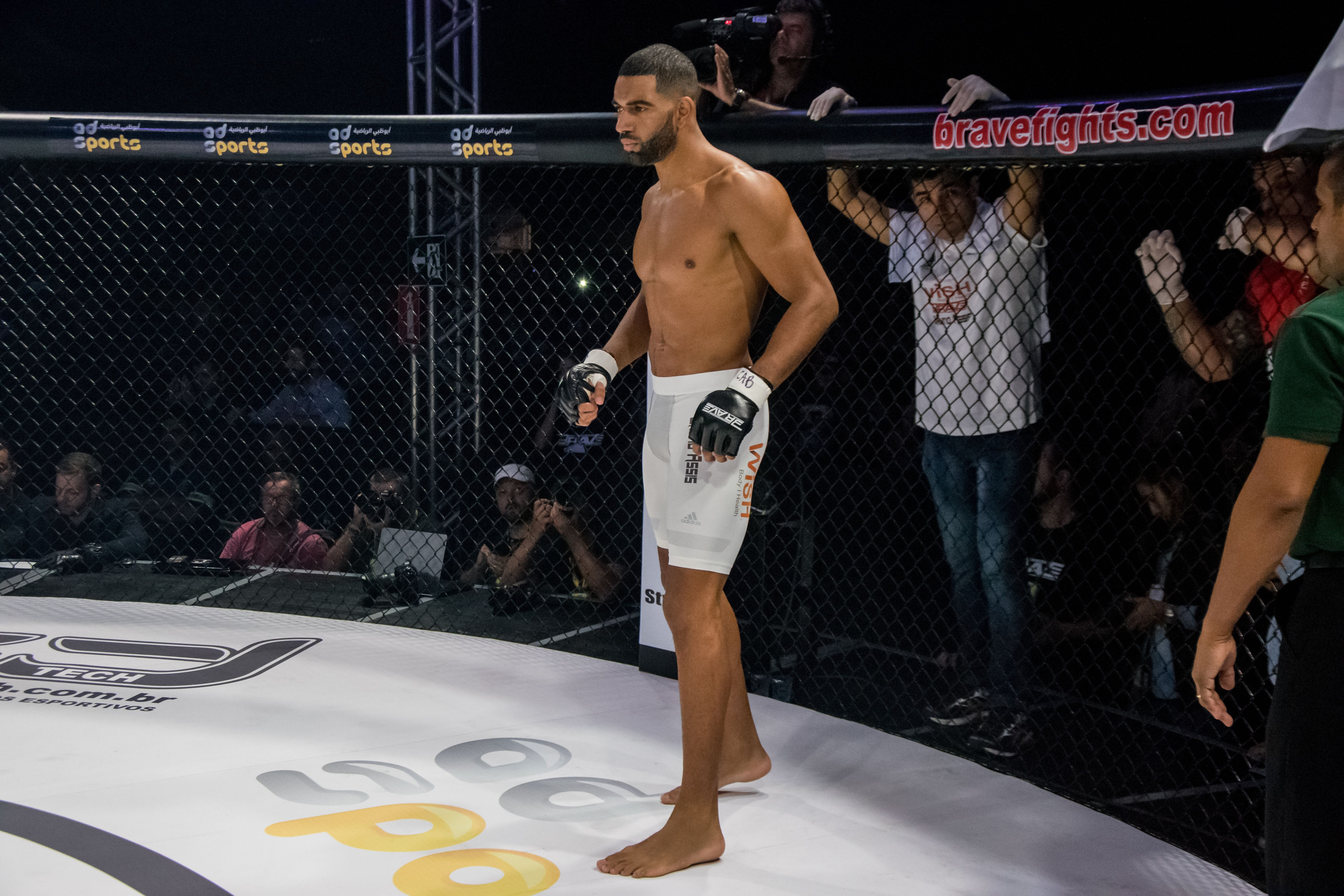 Bruno Assis vows to win at BRAVE 25 and then fight for the title: 'I deserve it' -