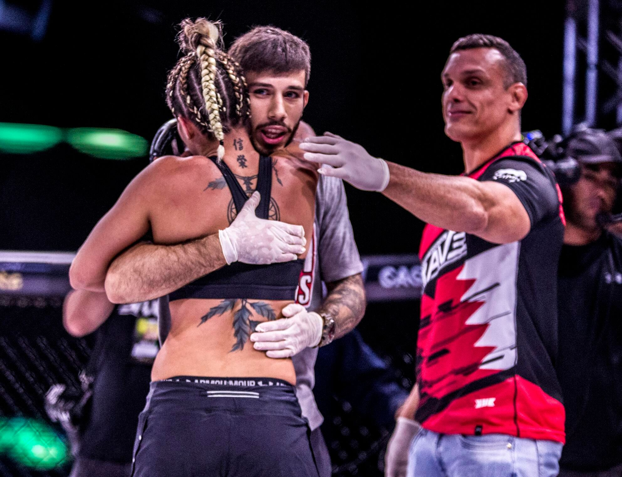 How a family tragedy shaped and changed Matheus Nicolau's life -