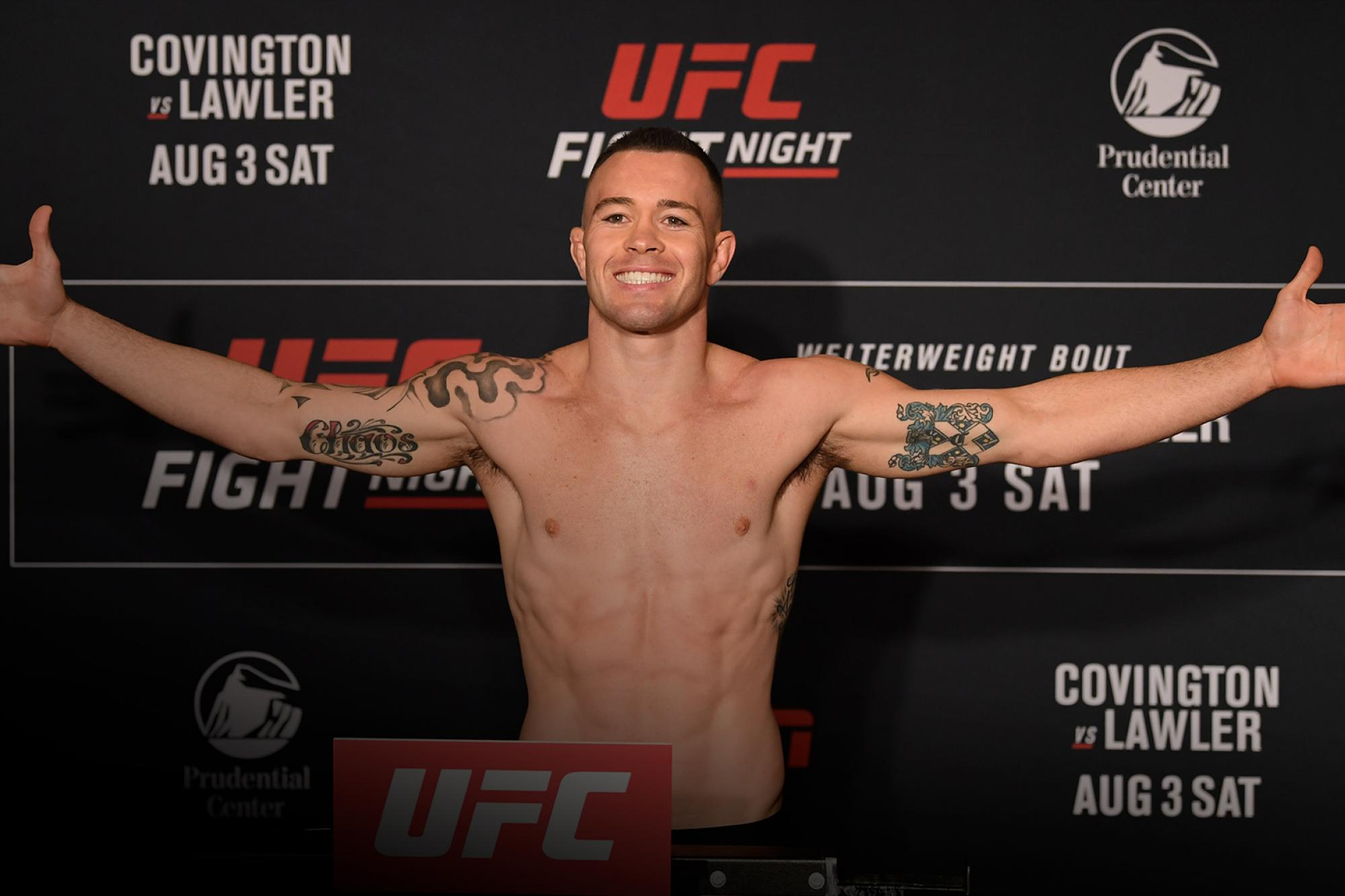 Dillon Danis unimpressed with Colby Covington's win over Robbie Lawler - Dillon Danis