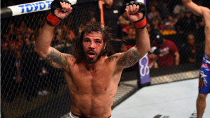 Clay Guida explains where he has the edge over Jim Miller - Clay Guida