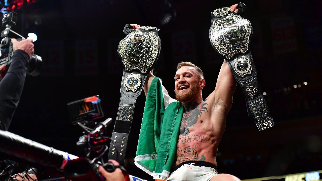 Conor McGregor throws massive castle party for his daughter's christening - Conor McGregor