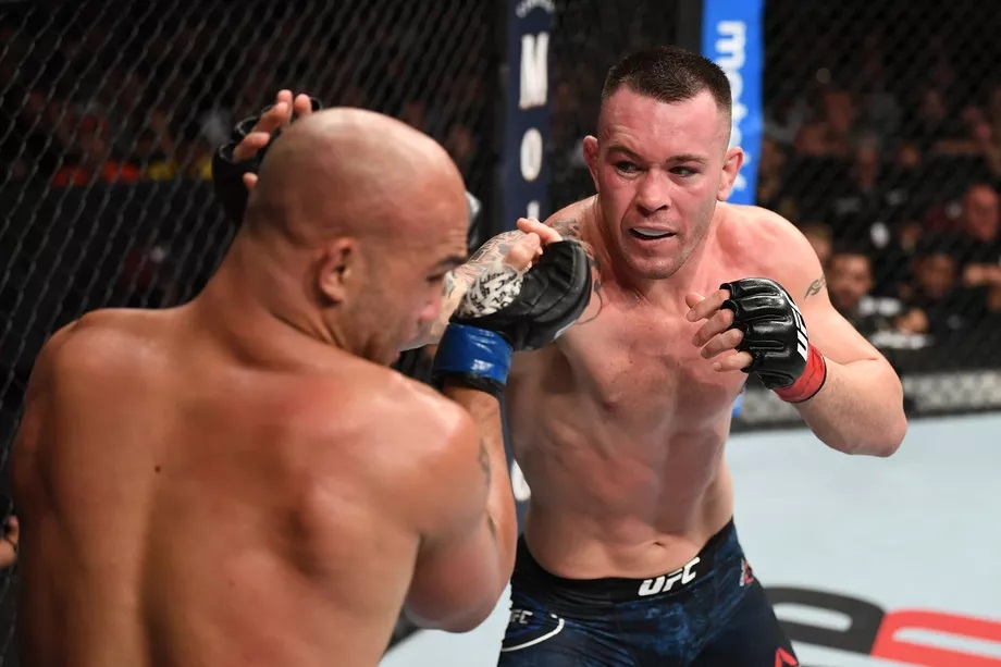 UFC on ESPN 5 Results: Colby Covington Dominates Robbie Lawler for 5 Rounds, Calls Out Kamaru Usman -