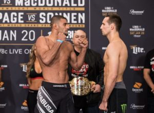 Douglas Lima wants to bring out the best in Rory MacDonald in tourny final - Douglas Lima