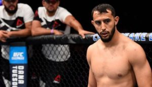 Dominick Reyes says beating Chris Weidman will get his a title shot next - Reyes