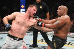 Cormier admits to deviating from coaches' gameplan in Stipe Miocic loss - Cormier