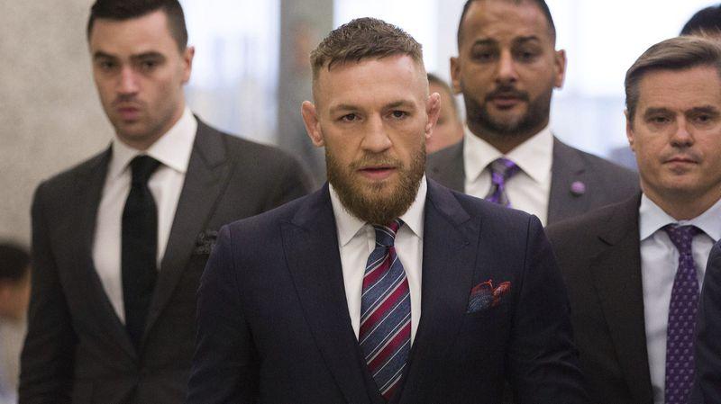 Watch: Dana White reveals it's a case of mistaken identity in Conor McGregor sexual assault scandal - McGregor