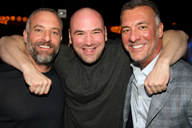 Dana White reveals Fertita brothers turned down $5 billion bid for UFC - White