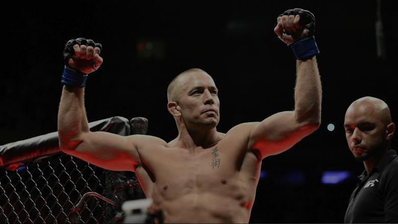 Watch: Seems like GSP is really retired - Georges St-Pierre