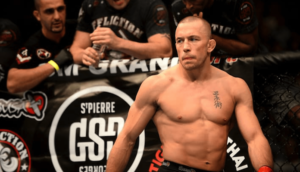 GSP says a Nick Diaz fight is 'not worth it' for him - GSP