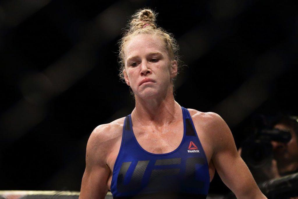 Holly Holm returns at UFC 243 against Raquel Pennington - Holly Holm