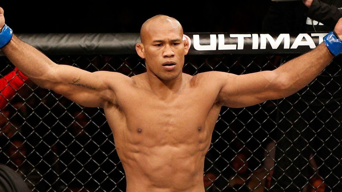 Jacare wants that fight back against Kelvin Gastelum - Ronaldo Souza