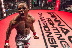 After winning a fight on four days notice, Khama Worthy wants to fight Conor McGregor next - Khama