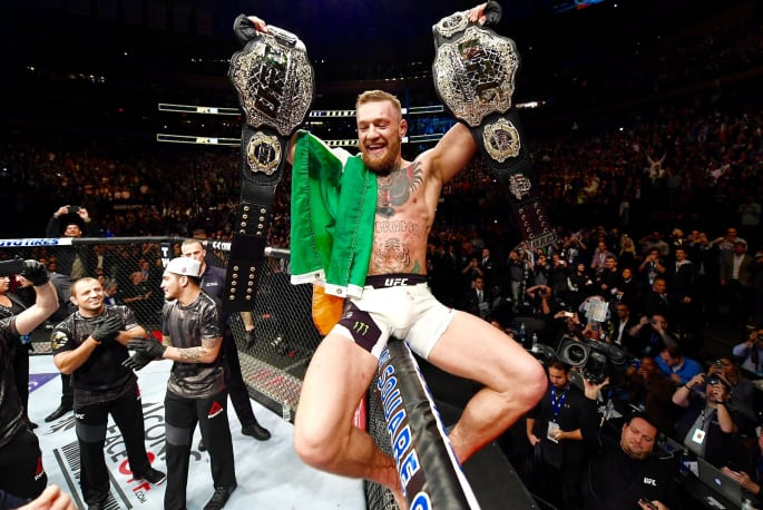 Irish boxing champ Luke Keeler claims Conor McGregor has agreed to boxing match against him - Conor McGregor