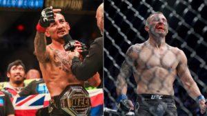 Max Holloway vs Alexander Volkanovski discussed for UFC 245 - Holloway