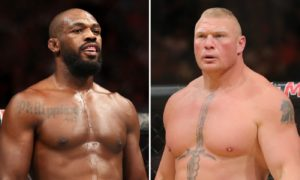 Jon Jones says he will 'embarrass' Brock Lesnar in a fight - Lesnar