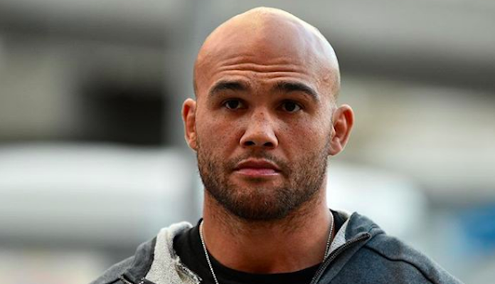 Watch: Robbie Lawler embraces the 'old school way' because that's who he is -