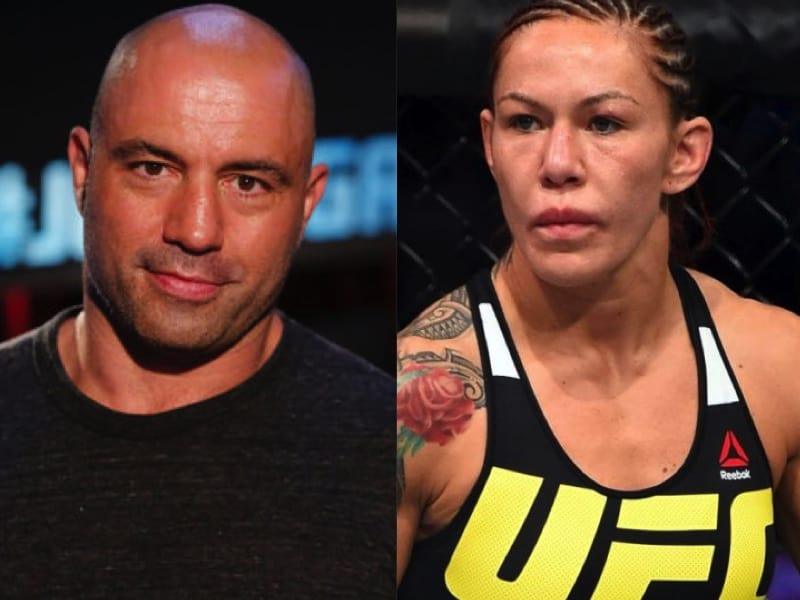 Joe Rogan has defended his commentary over Cris Cyborg's fight with Felicia Spencer at UFC 240 - Cyborg