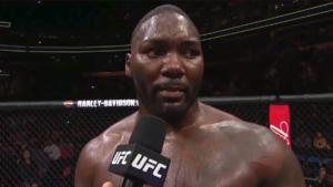 Anthony 'Rumble' Johnson plotting UFC return at heavyweight - Johnson