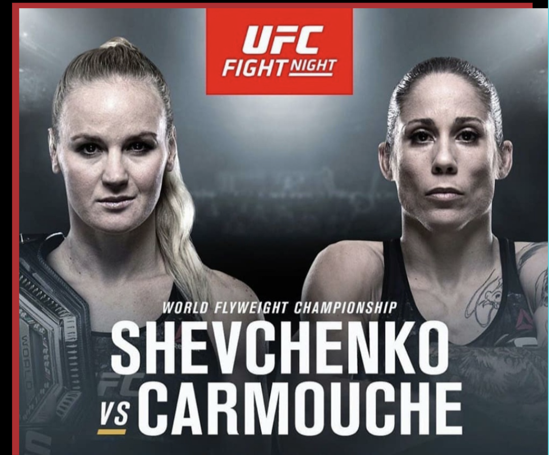 Who wins this Main Event at UFC Uruguay? -