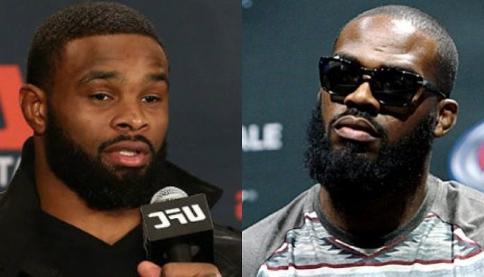 Tyron Woodley claims Jon Jones treatedly unfairly compared to Conor McGregor - Woodley
