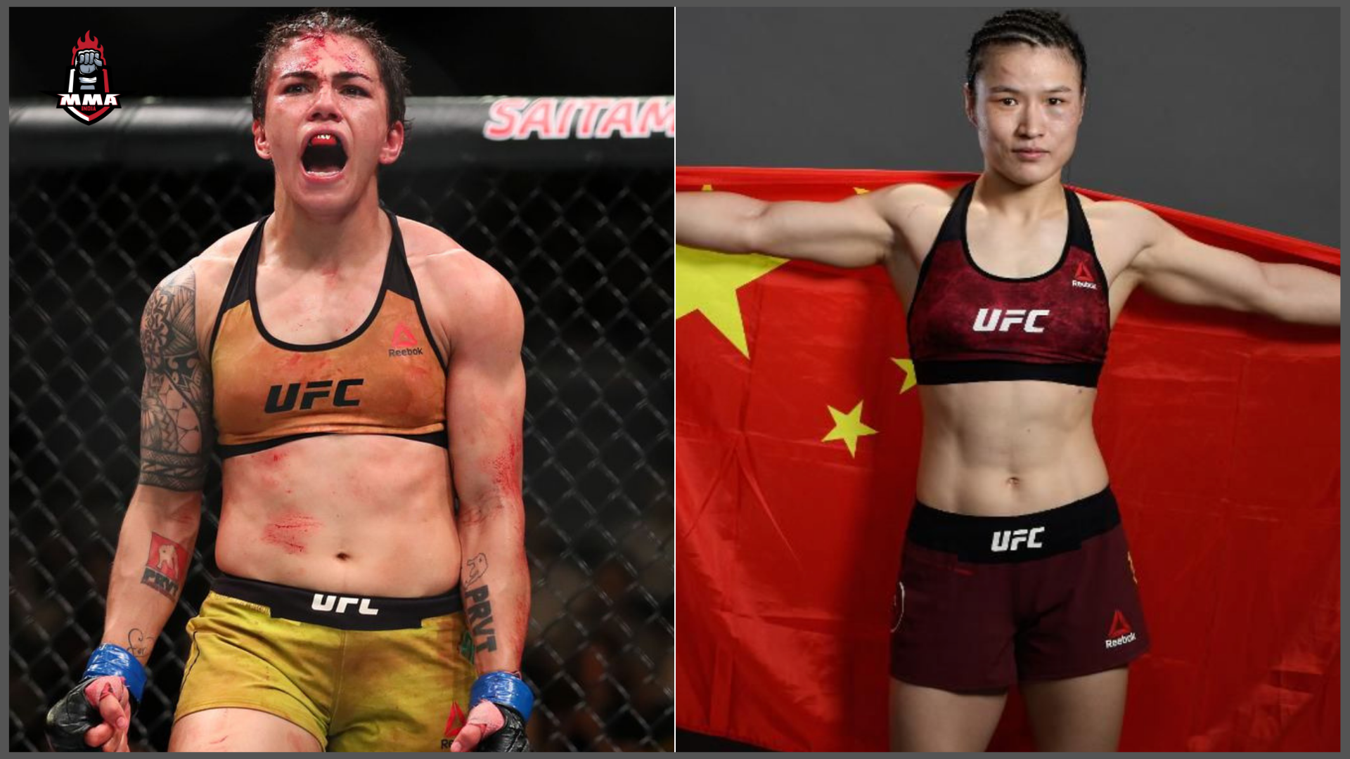 UFC Fight Night: Andrade vs Zhang - 31 August, Saturday -