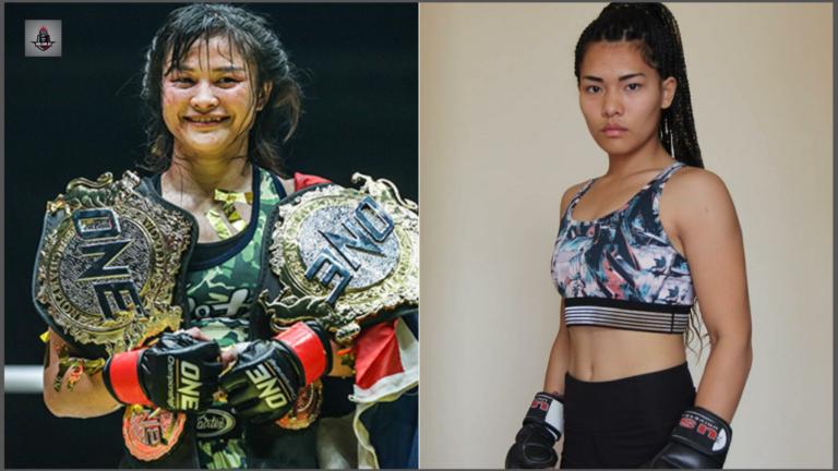 Stamp Fairtex puts on MMA clinic as she outclasses and finishes Asha Roka at ONE: Dreams of Gold - Fairtex
