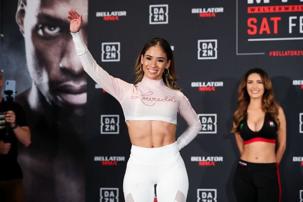 Bellator prospect Valerie Loureda follows in the footsteps of Yoel Romero and Jorge Masvidal by joining reality show - Valerie Loureda