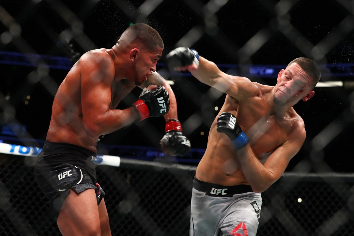 Twitter reacts to Nate Diaz's victorious return against Anthony Pettis after 3 years - Diaz