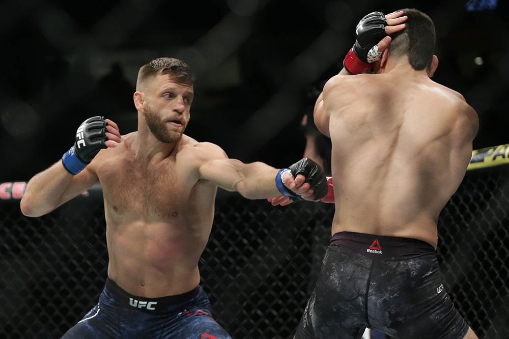 Calvin Kattar hoping to upset 'next title contender' Zabit at UFC on ESPN 6 - Kattar