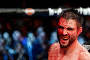 Carlos Condit returns against Mickey Gall at UFC Washington - Carlos Condit