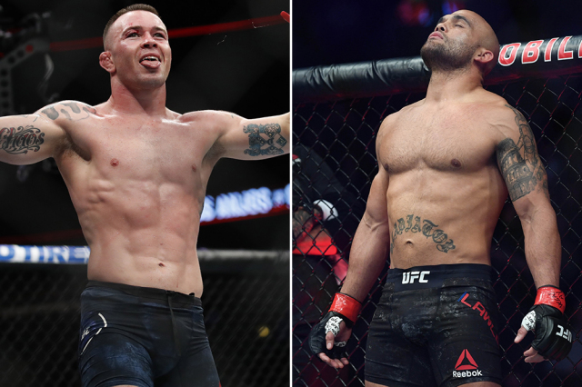 Colby Covington wants title shot in writing from Dana White - covington