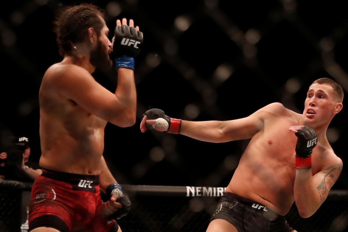 Watch: Darren Till all praise for Jorge Masvidal despite KO loss - Till