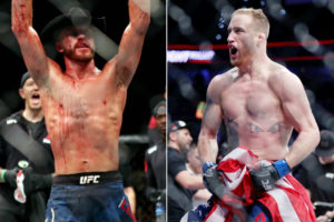 Justin Gaethje wants to repay Cowboy's KO of him in sparring during ESPN +16 fight - Gaethje