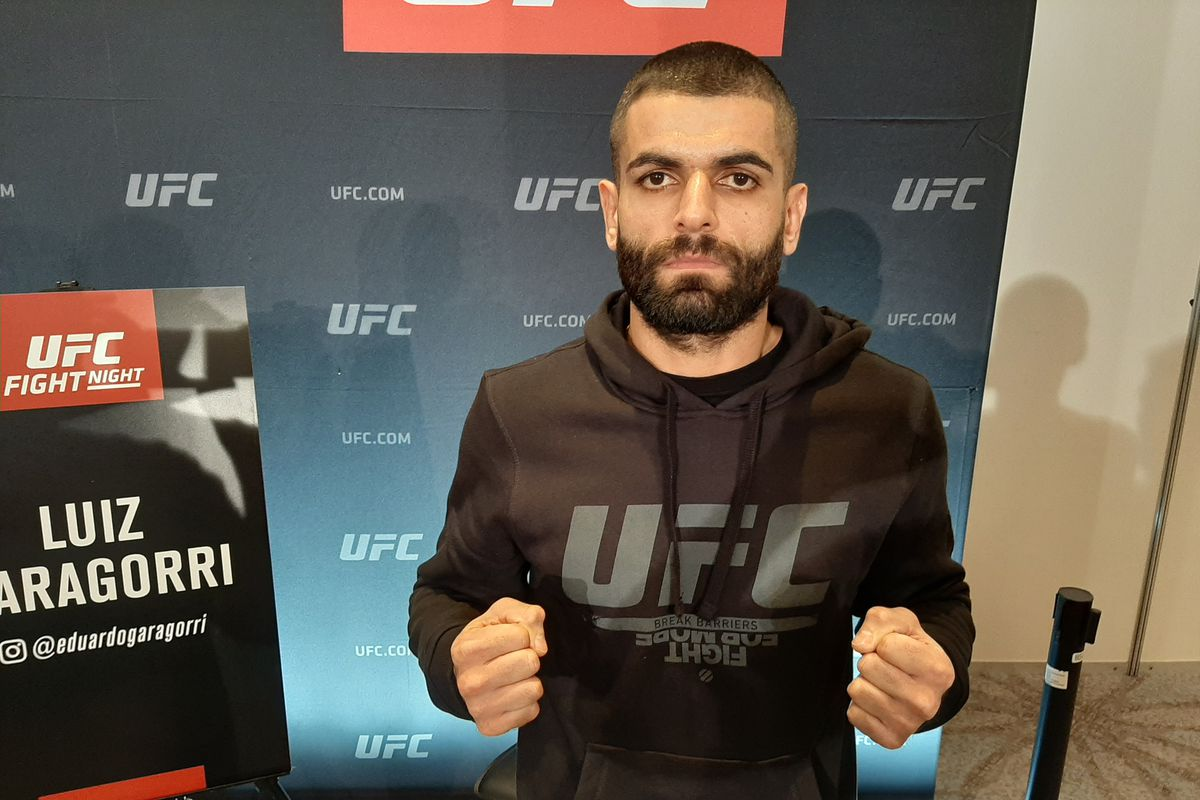 UFC Fight Night 156 Results - Luiz Eduardo Garagorri Dominates Humberto Bandenay, Wins via Unanimous Decision -