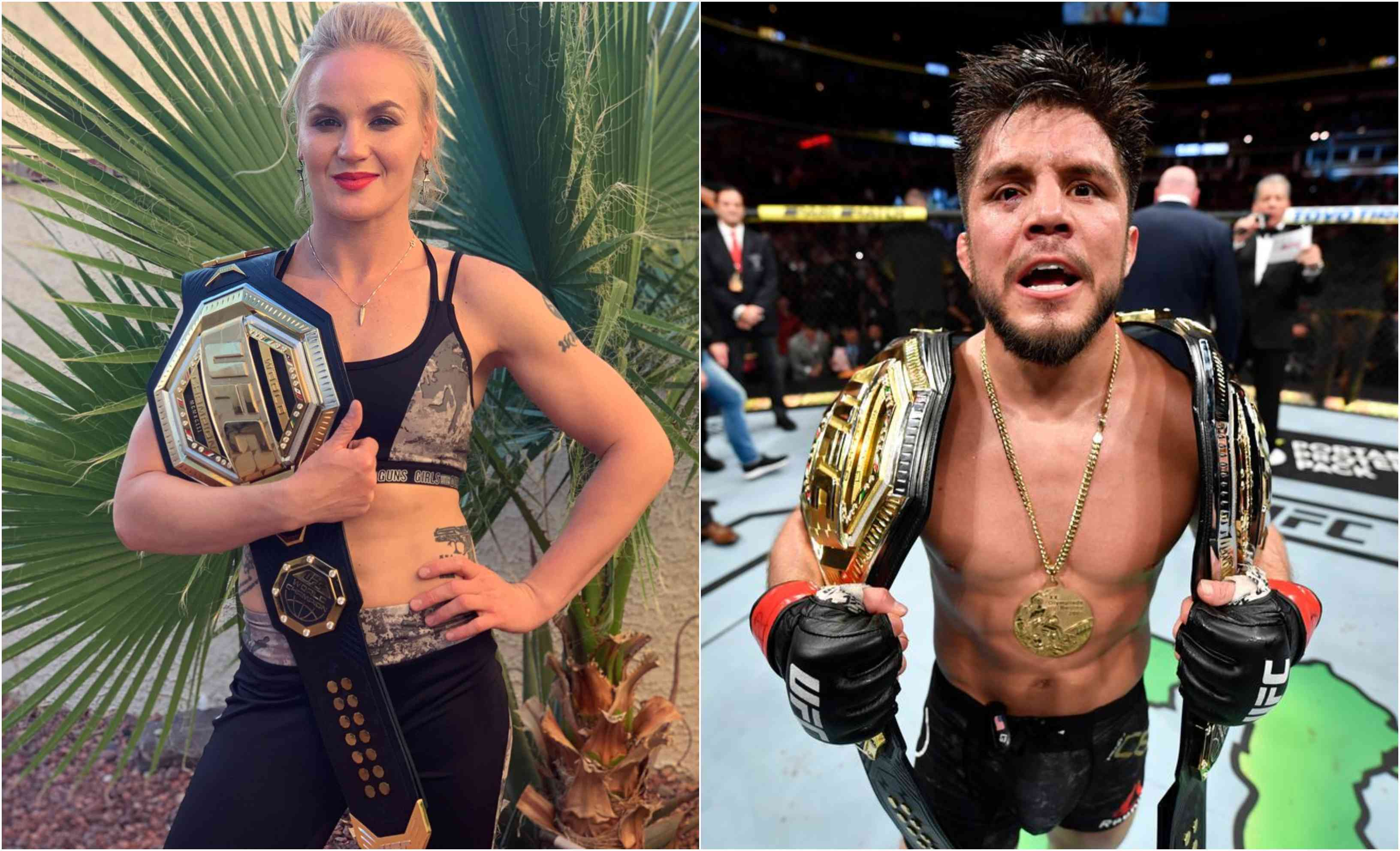 Dana White on Cejudo's call out of Valentina Shevchenko: I can't even f***ing wrap my brain around that - Cejudo